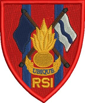 RSI EMBROIDERED BADGE